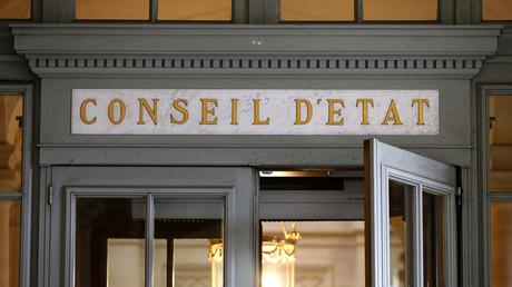 Le Conseil d'Etat à Paris, le 13 février 2014. (image d'illustration)