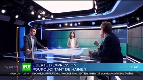 POLIT'MAG - Liberté d'expression : Pourquoi tant de haine ?