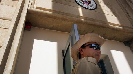 Plusieurs roquettes s'écrasent sur l'ambassade américaine en Irak