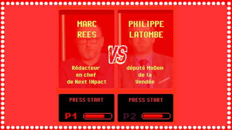 MATCH ! Marc Rees vs Philippe Latombe