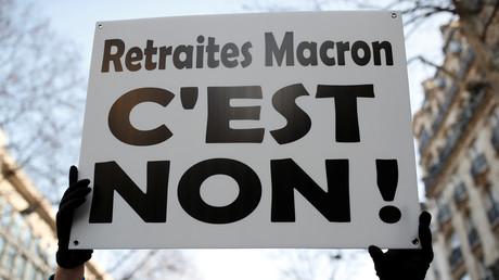 Manifestation le 24 janvier à Paris (image d'illustration).