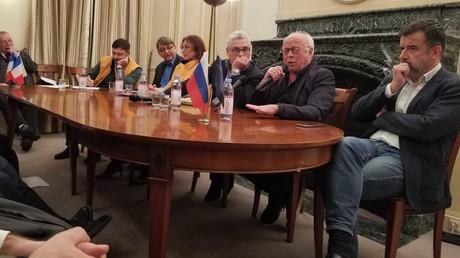 Estonie, Ukraine, France, Russie : la liberté de la presse en question lors d'une conférence à Paris