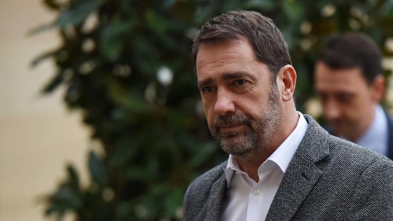 Christophe Castaner évoque la vie privée du patron du PS Olivier Faure et provoque l'indignation