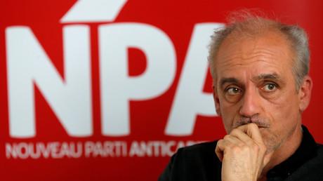 Philippe Poutou a été candidat du NPA pour l'élection présidentielle de 2012 (1,15 % des voix) et à la présidentielle de 2017 (1,09 % des voix) (image d'illustration).
