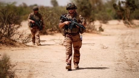 Des soldats de l'opération Barkhane (image d'illustration).