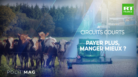 POLITMAG - Circuits courts : payer plus, manger mieux ?