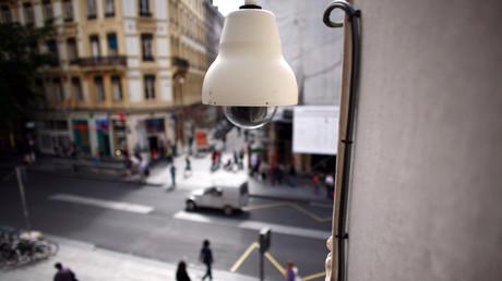 Une caméra de vidéosurveillance (image d'illustration).