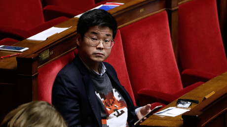 Joachim Son-Forget souhaite que son compère Alexandre Benalla intègre l'Assemblée nationale (image d'illustration).