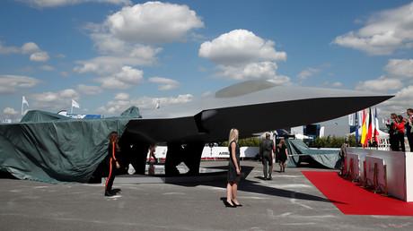 Un modèle du NGF a été présenté au salon du Bourget le 17 juin 2019.