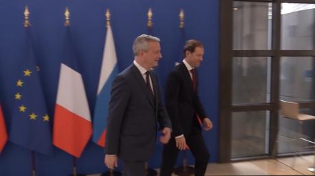 Le ministre russe de l'Industrie a rencontré Bruno Le Maire et le patron de Safran à Paris