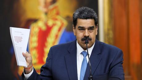 Venezuela : Maduro dénonce l'ingérence de l'ambassadeur de France et n'exclut aucune réponse