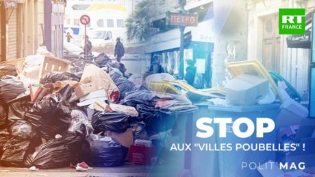 POLITMAG - Stop aux villes poubelles !