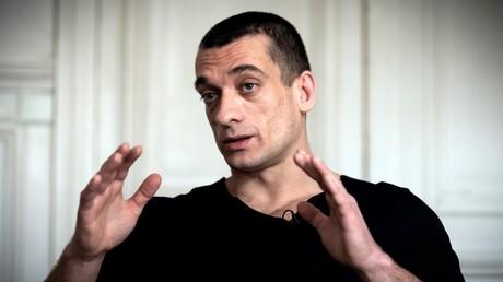 L'artiste controversé Piotr Pavlensky (image d'illustration).