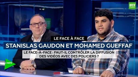 Le face-à-face : faut-il contrôler la diffusion des vidéos avec des policiers ?