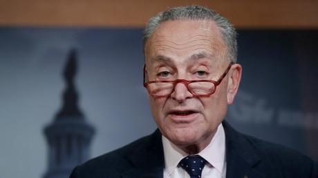 Le sénateur démocrate Chuck Schumer.
