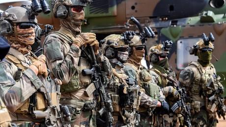 Des soldats français lors de l'opération Barkhane au Mali, le  24 février 2020 (image d'illustration).