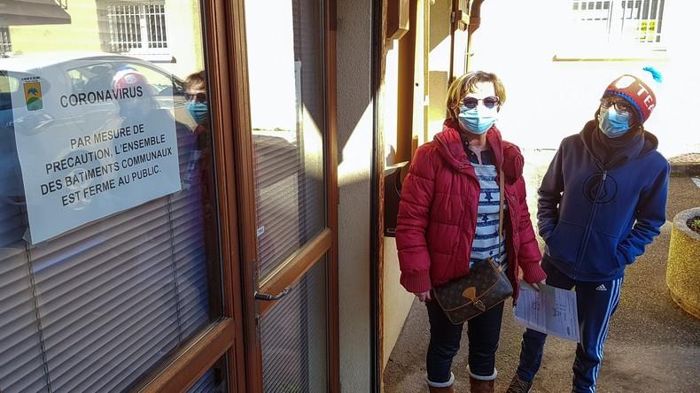 Coronavirus : la France à l'arrêt après les annonces d'Edouard Philippe