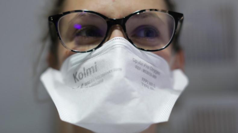 Une usine française capable de produire 100 millions de masques par an a été fermée en 2018