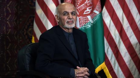 Le président afghan Ashraf Ghani.