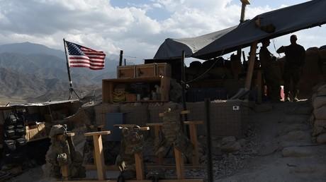 Soldats américains en Afghanistan en 2018 (image d'illustration).