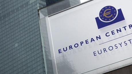 La Banque Centrale européenne.