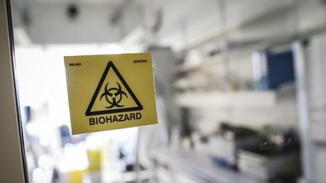 Une photo prise dans l'Institut Pasteur, à Paris, le 28 janvier 2020 (image d'illustration).