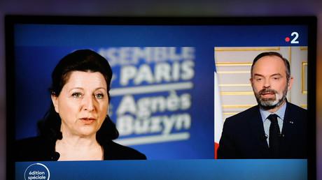 Trois médecins portent plainte contre Edouard Philippe et Agnès Buzyn. Selon eux ils avaient conscience du péril et disposaient des moyens d'action mais n'ont rien fait (image d'illustration).