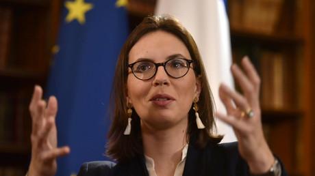 Amélie de Montchalin craint pour l'avenir de l'Union européenne (image d'illustration).