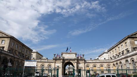 L'hôpital Lariboisière, à Paris.