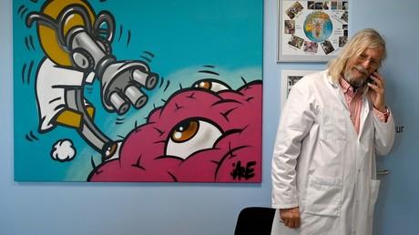 Le professeur Didier Raoult a reçu indirectement le soutien de personnalités médicales reconnues (image d'illustration).