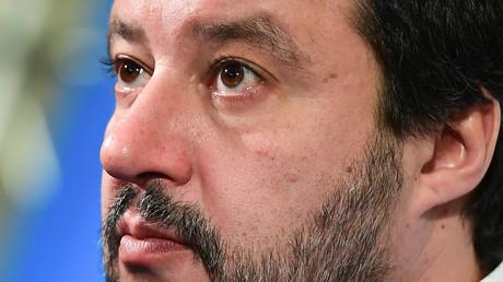 Matteo Salvini en janvier 2020 (image d'illustration).