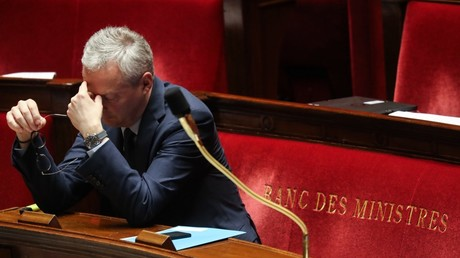 Bruno Le Maire en mars 2020 (image d'illustration).