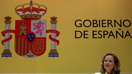 La ministre espagnole de l'Economie, Nadia Calvino, en juin 2018 (image d'illustration).
