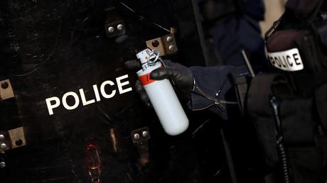 La police subit régulièrement des affrontements dans un quartier de Sartrouville (image d'illustration).