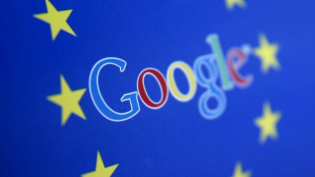 Logo de Google (illustration).