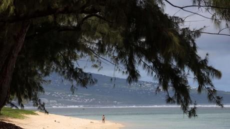 Une plage de l'île de la Réunion (image d'illustration).