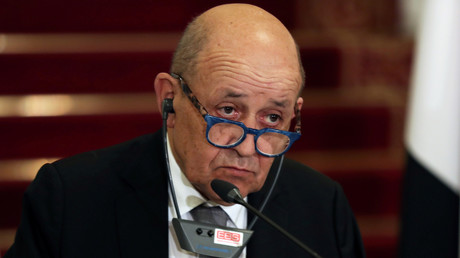 Jean-Yves Le Drian (image d'illustration).