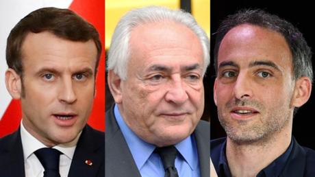 Emmanuel Macron, DSK ou encore Raphaël Glucksmann semblent avoir changé leur fusil d'épaule... Mais les paroles seront-elles suivies des actes ?