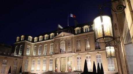 Le palais de l'Elysée (image d'illustration.)