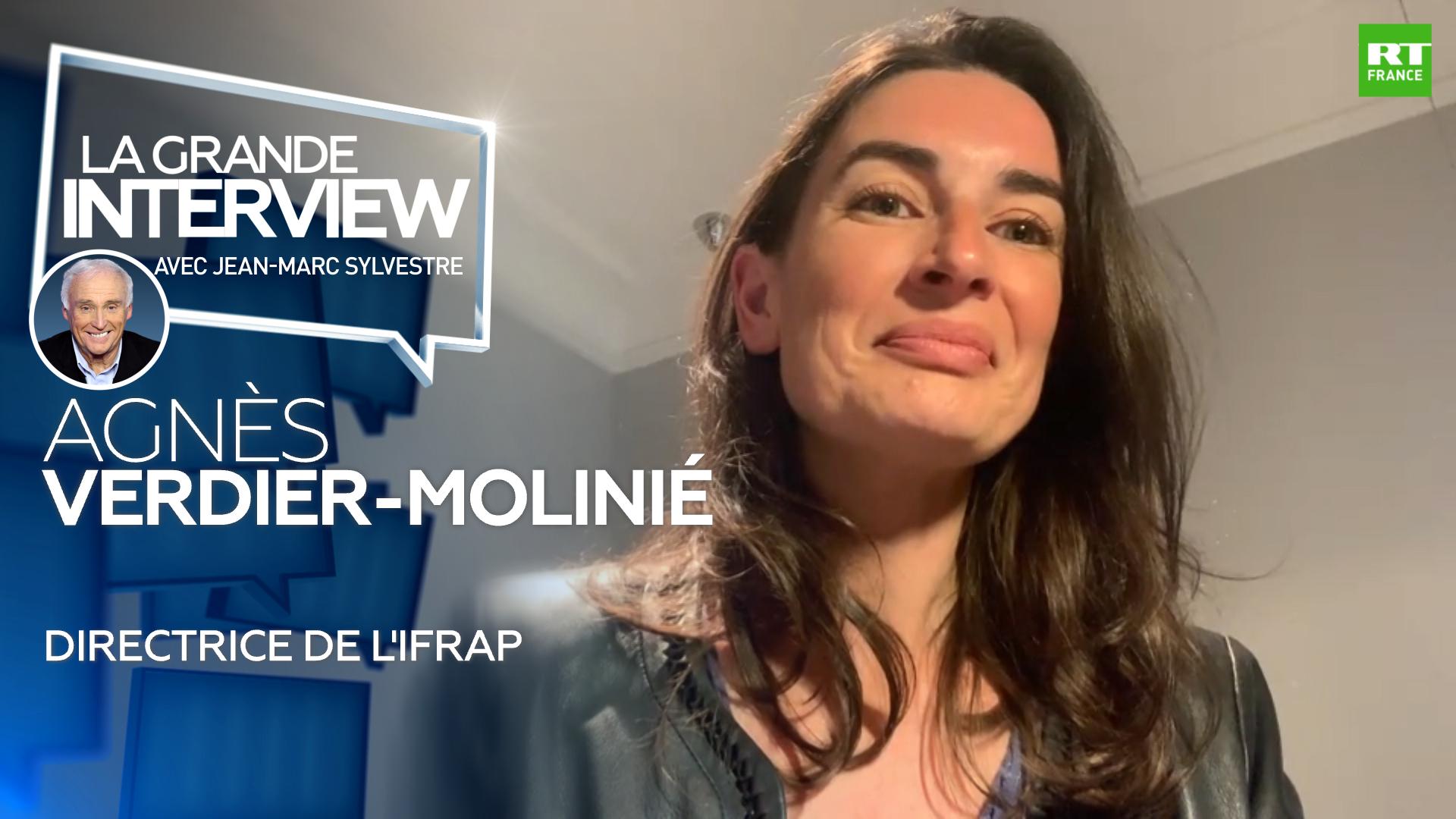 La Grande Interview avec Jean-Marc Sylvestre : Agnès