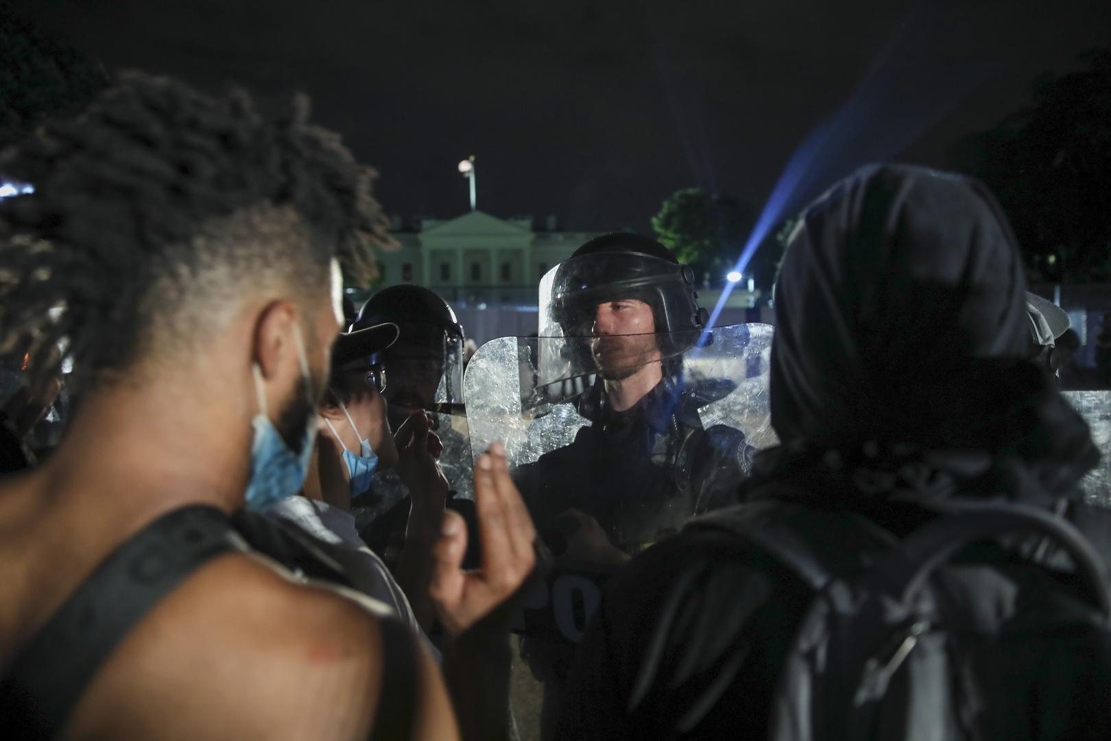 Décès de George Floyd : nombreuses manifestations aux Etats-Unis malgré l'inculpation d'un policier