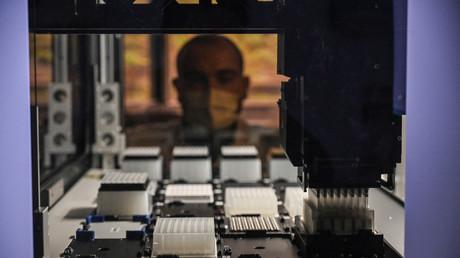 Covid-19 : un cas testé positif fin décembre en France, selon un chef de service réanimation