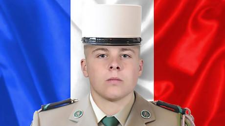 Le légionnaire de 1ère classe, Kévin Clément, 21 ans, est mort au combat lors d'une action contre les terroristes djihadistes au Mali, le 4 mai.
