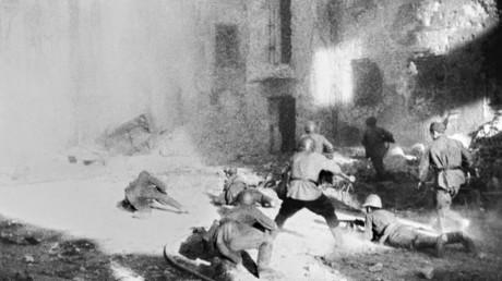 L'un des combats de la bataille de Stalingrad, le 16 septembre 1942 (image d'illustration).