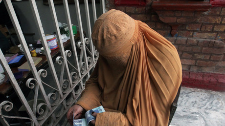 Port de la burqa et du masque sanitaire, même combat ? (image d'illustration).