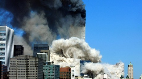 Cliché pris le 11 septembre 2001, lors de l'attentat mené contre le World Trade Center, à New York (image d'illustration).