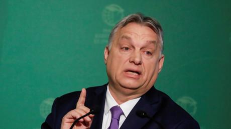 La politique de Viktor Orban est surveillée de près par l'Union européenne (image d'illustration).