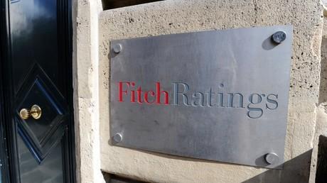 Cliché pris devant l'antenne parisienne de l'agence de notation Fitch, le 8août 2011 (image d'illustration).