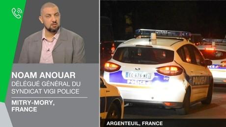 Noam Anouar, délégué départemental de VIGI-MI a éclairci les zones d'ombre du dossier par téléphone ce 18 mai 2020 pour le journal télévisé de RT France.