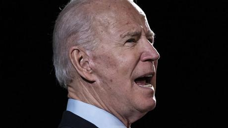 Le candidat démocrate à la présidentielle américaine Joe Biden.